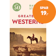 Produktbilde for The 50 Greatest Westerns (BOK)