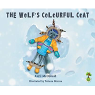 Wolf's Colourful Coat (BOK)