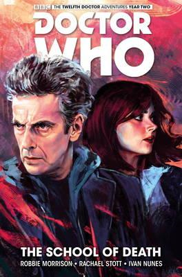 Doctor Who: The Twelfth Doctor (BOK)