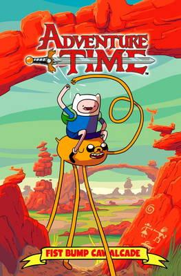 Adventure Time: Fist Bump Cavalcade (BOK)