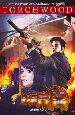 Torchwood, Volume 1 (BOK)