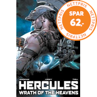 Produktbilde for Hercules: Wrath of the Heavens (BOK)