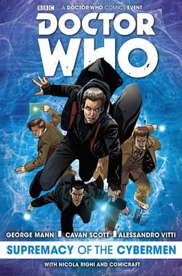 Doctor Who: The Supremacy of the Cybermen (BOK)
