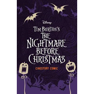 Disney Tim Burton's the Nightmare Before Christmas Cinestory (BOK)