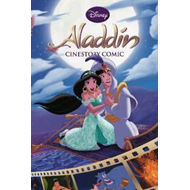 Disney Aladdin Cinestory Comic (BOK)