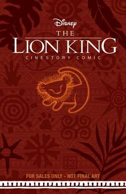 Disney the Lion King Cinestory Comic - Collectors Edition (BOK)