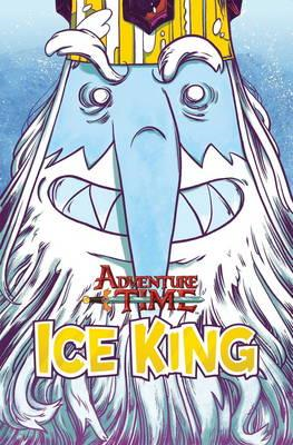 Adventure Time Ice King (BOK)