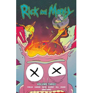 Rick and Morty: Vol 3 - Headspace (BOK)