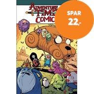 Produktbilde for Adventure Time Comics (BOK)