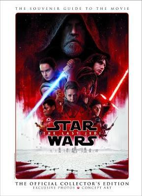 Star Wars: The Last Jedi The Official Collector's Edition (BOK)