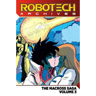 Robotech Archives: Macross Saga Volume 3 (BOK)
