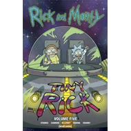 Produktbilde for Rick and Morty (BOK)