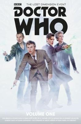Doctor Who: The Lost Dimension Vol. 1 Collection (BOK)