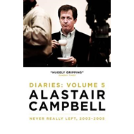 Alastair Campbell Diaries Volume 5 (BOK)