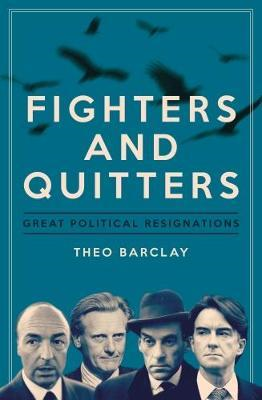 FIGHTERS AND QUITTERS (BOK)