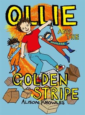 Ollie and the Golden Stripe (BOK)