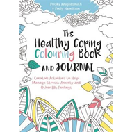 Healthy Coping Colouring Book and Journal (BOK)