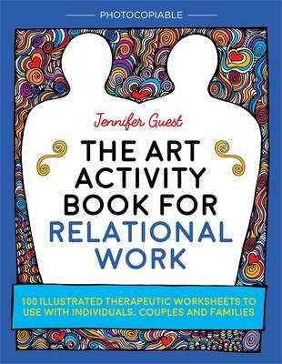 The Art Activity Book for Relational Work (BOK)