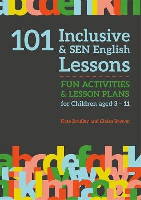 101 Inclusive and SEN English Lessons (BOK)