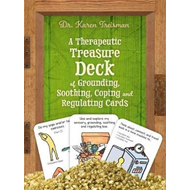 Therapeutic Treasure Deck of Grounding, Soothing, Coping and (BOK)
