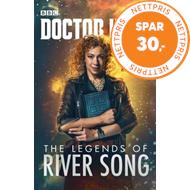 Produktbilde for Doctor Who: The Legends of River Song (BOK)