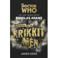 Doctor Who and the Krikkitmen (BOK)
