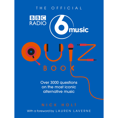 Official Radio 6 Music Quiz Book (BOK)