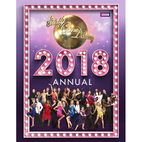 Strictly Come Dancing Annual 2018 (BOK)