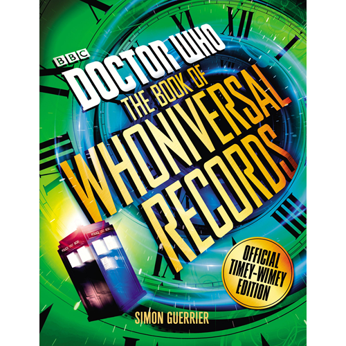 Doctor Who: The Doctor Who Book of Whoniversal Records (BOK)