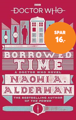 Doctor Who: Borrowed Time (BOK)