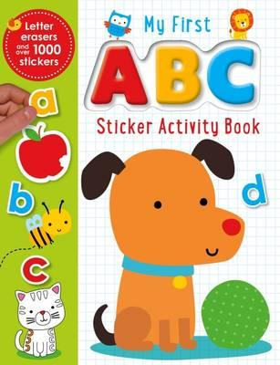 My First ABC Activity Book (BOK)