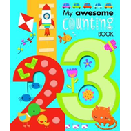 My Awesome Counting Book (BOK)