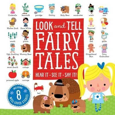 Look and Tell Fairy Tales (BOK)