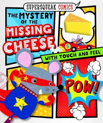 Mystery of the Missing Cheese (BOK)