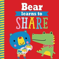 Playdate Pals: Bear Learns to Share (BOK)