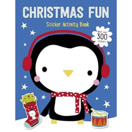 Christmas Fun Sticker Activity Book (BOK)