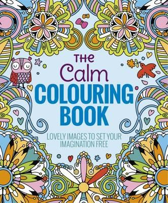 Calm Colouring Book (BOK)
