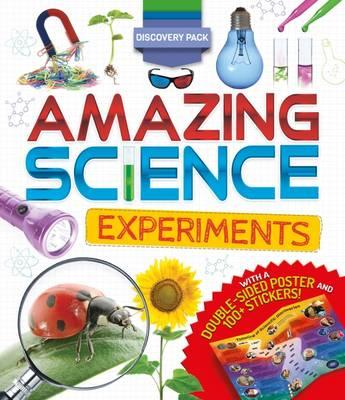 Amazing Science Experiments (BOK)
