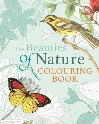 Beauties of Nature Colouring Book (BOK)
