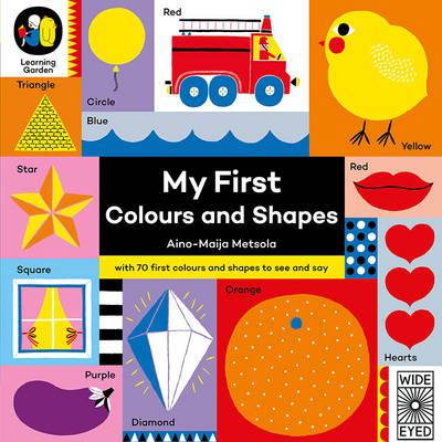 My First Colours and Shapes (BOK)