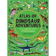 Atlas of Dinosaur Adventures (BOK)