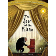 Bear and the Piano Sound Book (BOK)
