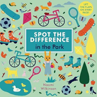 Produktbilde for Spot the Difference: In the Park (BOK)