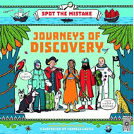 Spot the Mistake: Journeys of Discovery (BOK)