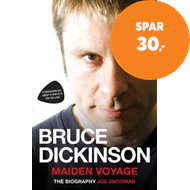 Produktbilde for Bruce Dickinson (BOK)