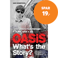 Produktbilde for Oasis: What's the Story (BOK)