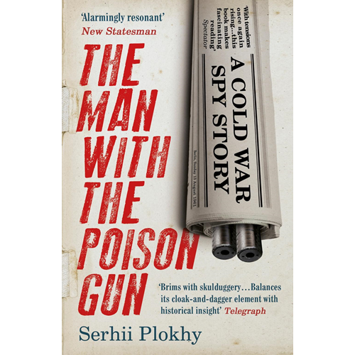 Man with the Poison Gun (BOK)