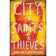 Produktbilde for City of Saints & Thieves (BOK)