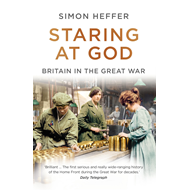 Produktbilde for Staring at God - Britain in the Great War (BOK)