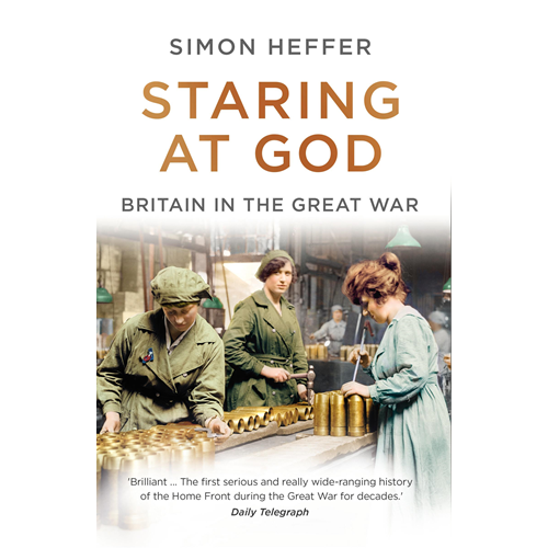 Staring at God - Britain in the Great War (BOK)